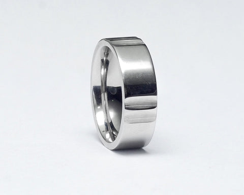 ADOLPH TITANIUM WEDDING BAND