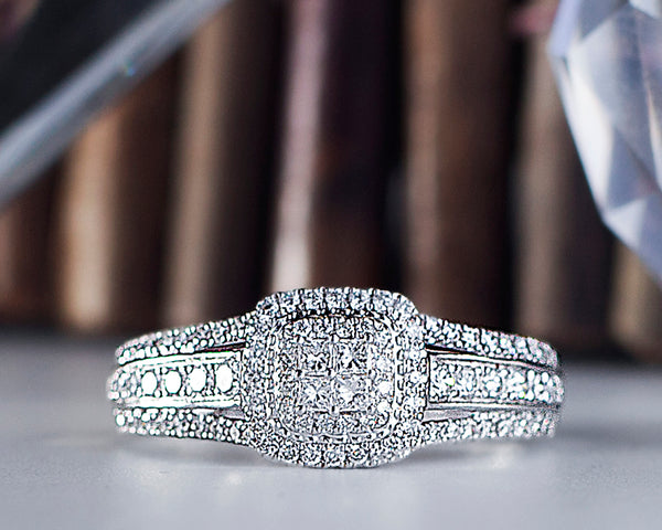 Diamond Engagement Ring This design is a show stopper