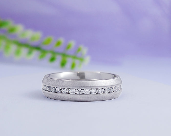 Titanium Wedding Band, Wedding Ring