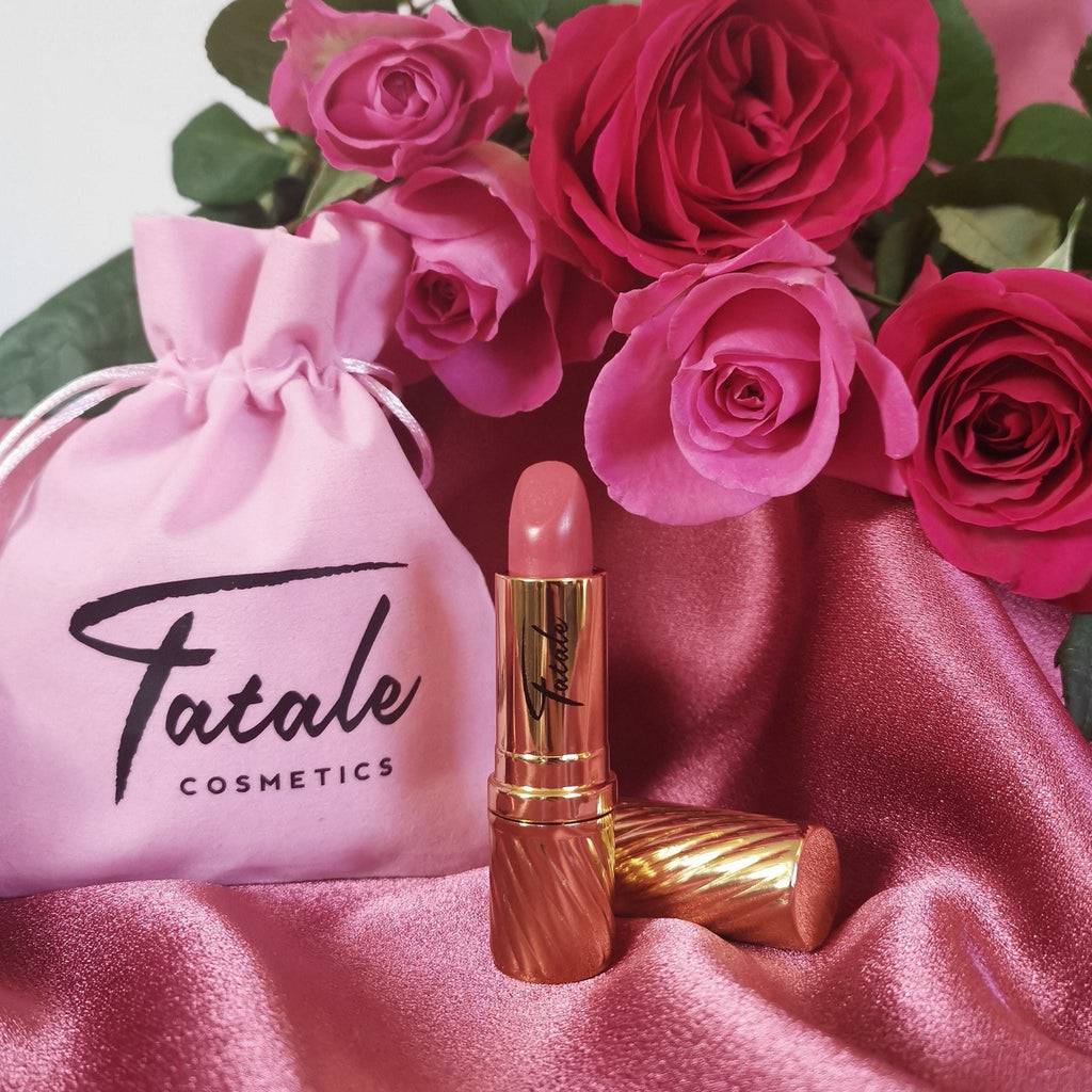 Fatale Cosmetics Lipstick in Gracefully Pink