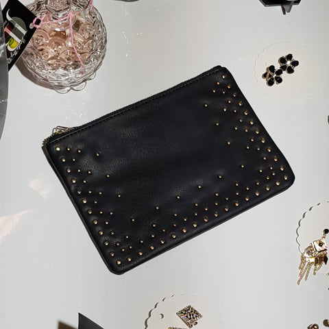 Bexley Studded Clutch
