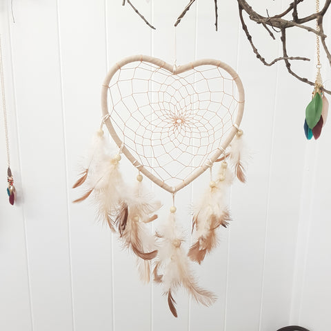 Heart Dream Catcher - JBD