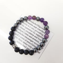 Headache and Migraine Aide Bracelet - JBD