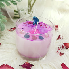 Enchanted Skye Candle - Strength - JBD