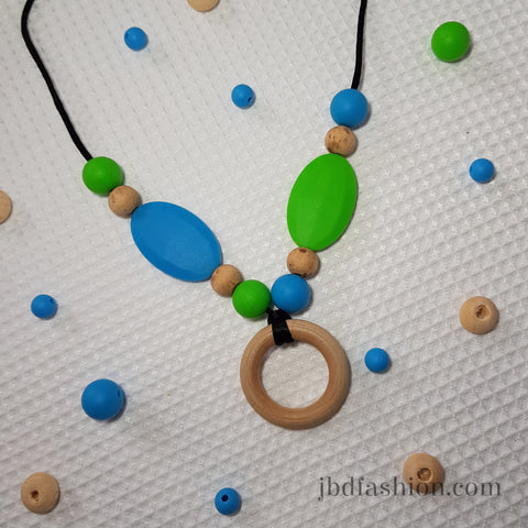 Bright Teething Necklace - JBD