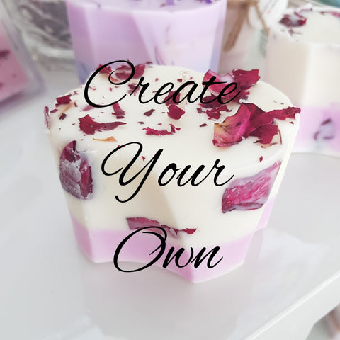 Create Your Own Caddie Candle