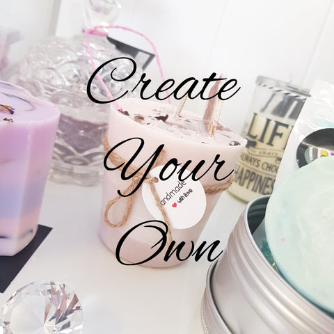 Create Your Own Delilah Candle