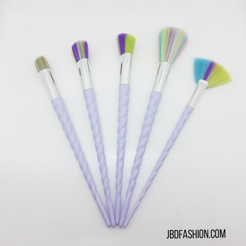 PURPLE UNICORN LRG BRUSH SET
