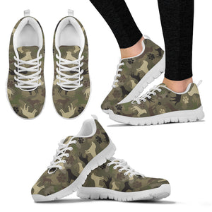 Lab Camo Women's Sneakers