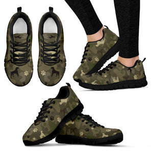Boxer Camo Women's Sneakers