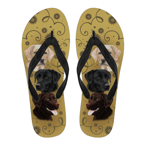 Lab Breed Women's Flip Flops