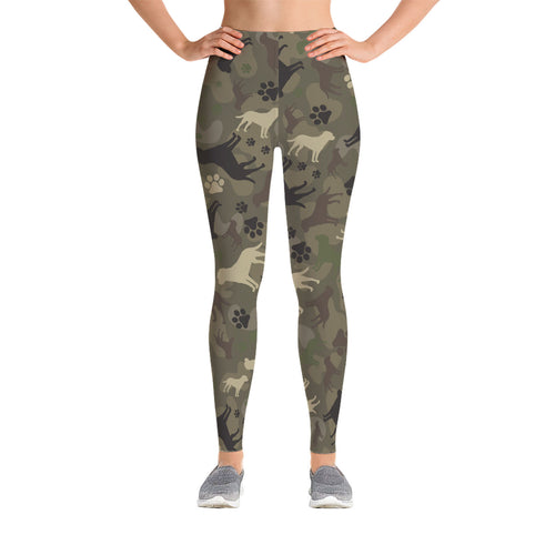 Lab Camo Leggings