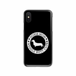 Doxie Mom Phone Case
