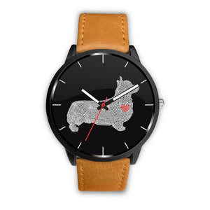 Corgi Bling Watch