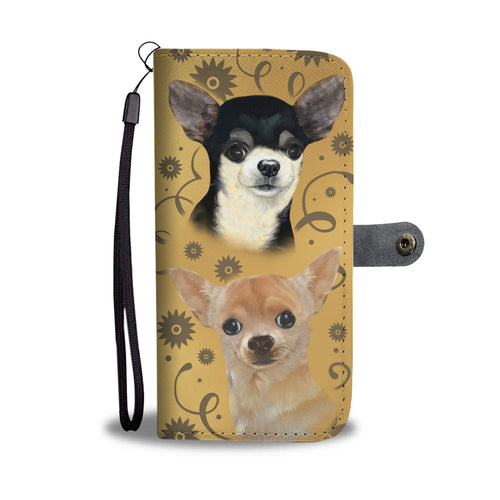 Chihuahua Breed Wallet Phone Case