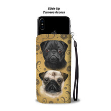 Pug Breed Wallet Phone Case