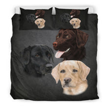 Lab Breed Bedding Set