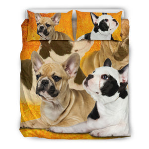 Frenchie Brothers Bedding Set