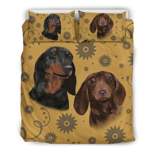 Dachshund Breed Bedding Set