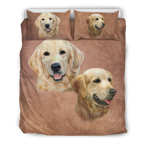 Golden Breed Bedding Set