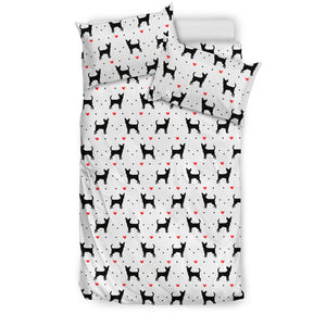 Chihuahua Love Bedding Set