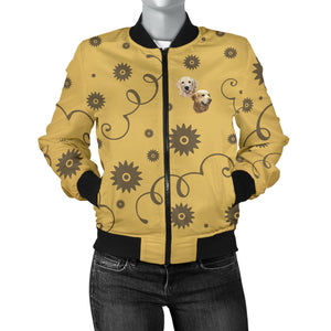Golden Breed Women's Bomber Jacket