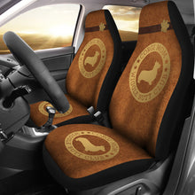 Corgi Mom Car Seat Covers