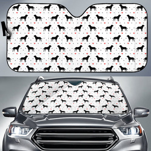 Lab Love Auto Sun Shade
