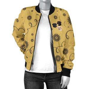 Lab Breed Women's Bomber Jacket