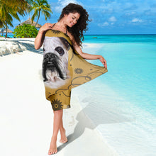 Bulldog Breed Sarong