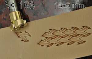 Leather Stamp Tool - #163