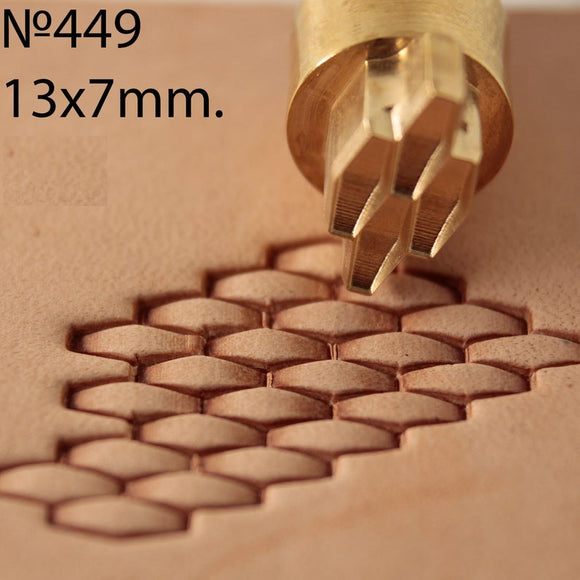 Leather Stamp Tool - #449
