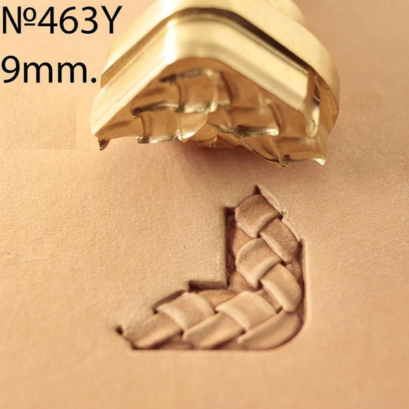 Leather Stamp Tool - #463 Y