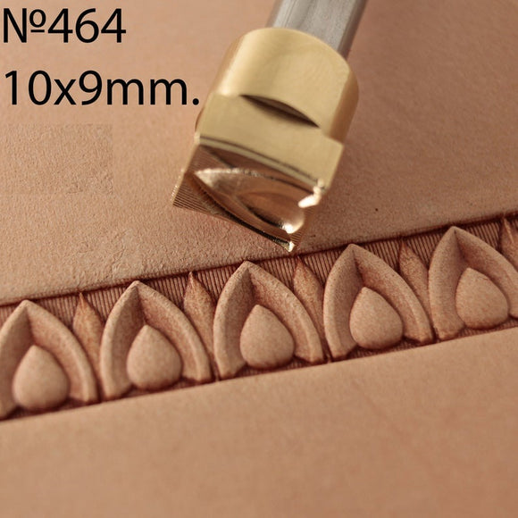 Leather Stamp Tool - #464