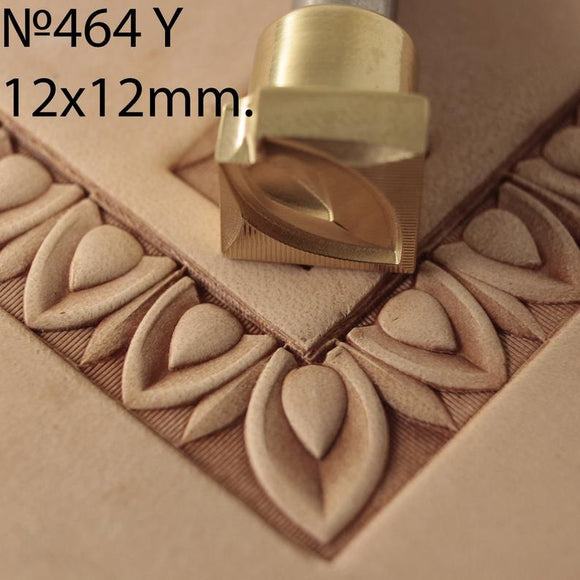 Leather Stamp Tool - #464Y