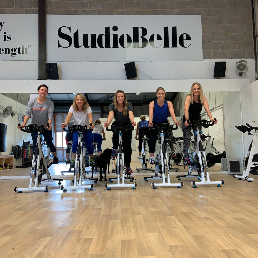 Charity Spin