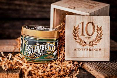 Suavecito 10 Year Anniversary Limited Edition Super Firme Pomade