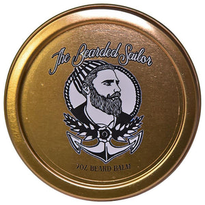 ANCHORS AWEIGH - THE BEARDED SAILOR BEARD BALM-The Pomade Shop