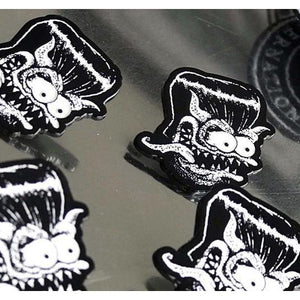 LOCKHART'S Special Edition Goon Devil Die Cast Pins-The Pomade Shop