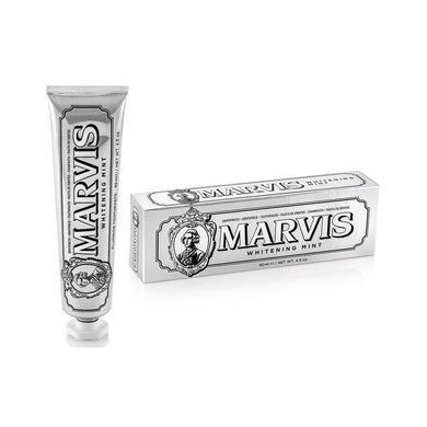 MARVIS WHITENING MINT TOOTHPASTE 85ML-The Pomade Shop