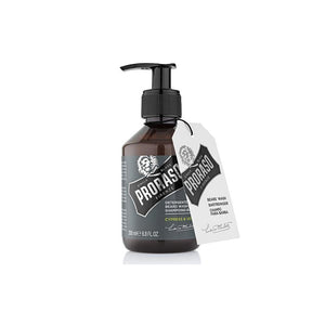 Proraso Beard Wash Cypress Vetyver 200ml-The Pomade Shop
