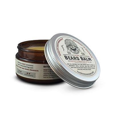 THE BEARDED CHAP ORIGINAL BEARD BALM-The Pomade Shop