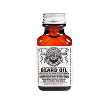 Load image into Gallery viewer, THE BEARDED CHAP ORIGINAL BEARD OIL 1oz-The Pomade Shop