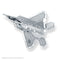 3D metalna maketa  Avion F22 Raptor prikaz proizvoda