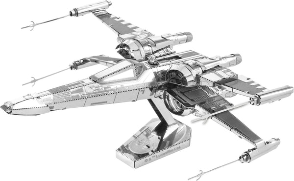 3D metalna maketa - STAR WARS EP 7 PD X-Wing Fighter