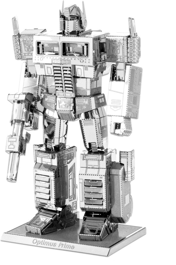 3D metalna maketa - Transformers Optimus Prime