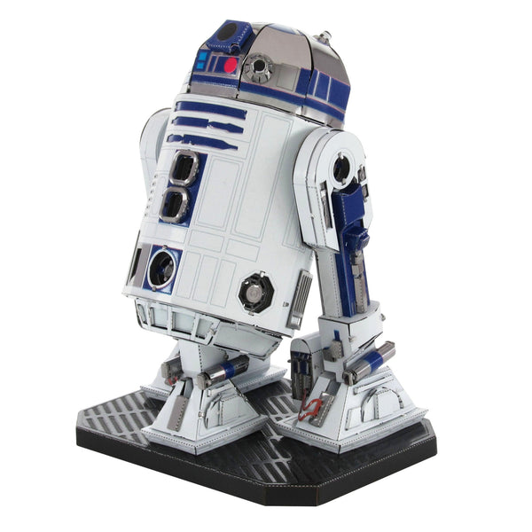 3D metalna maketa - STAR WARS R2-D2