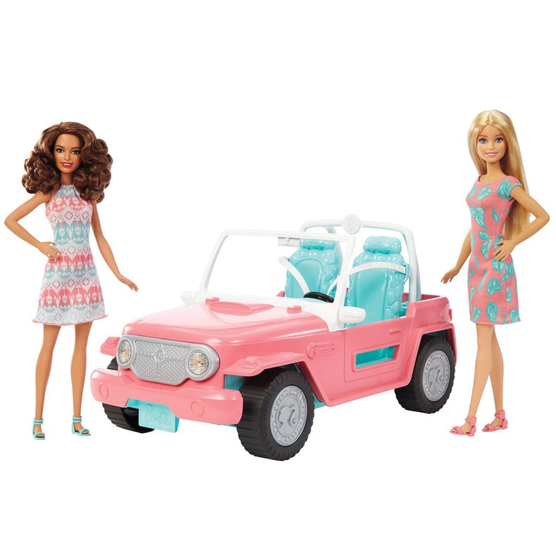 Barbie lutke i automobil