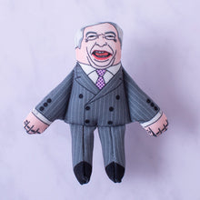 Nigel Farage Cat Toy