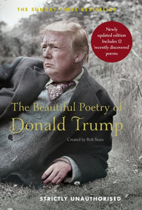 The Beautiful Poetry of Donald Trump Book(Updated)